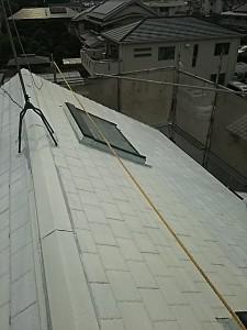 屋根塗装奈良