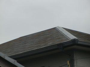 屋根だけの塗装